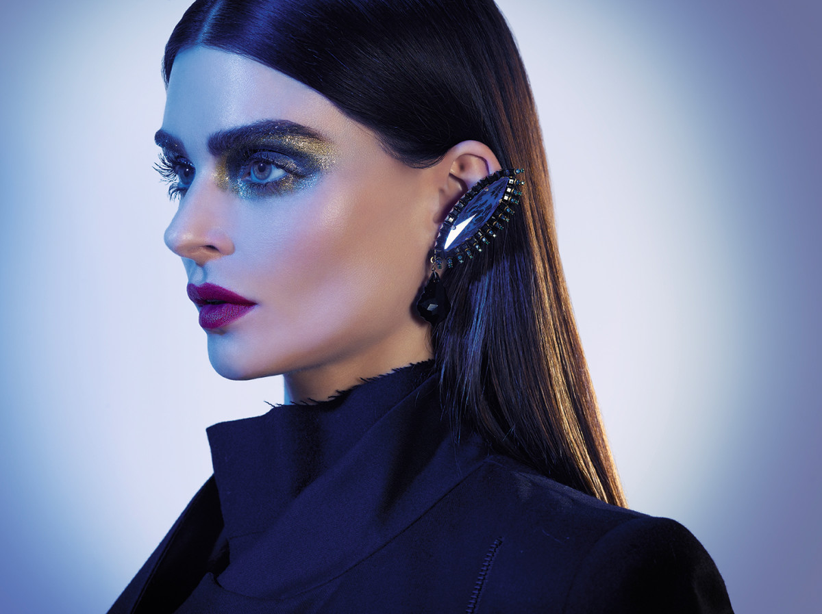 Aimee Osbourne aka ARO - The Untitled Magazine - Photography by Indira Cesarine