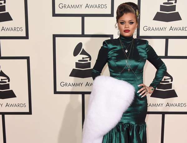 Andra Day Grammys 2016preview