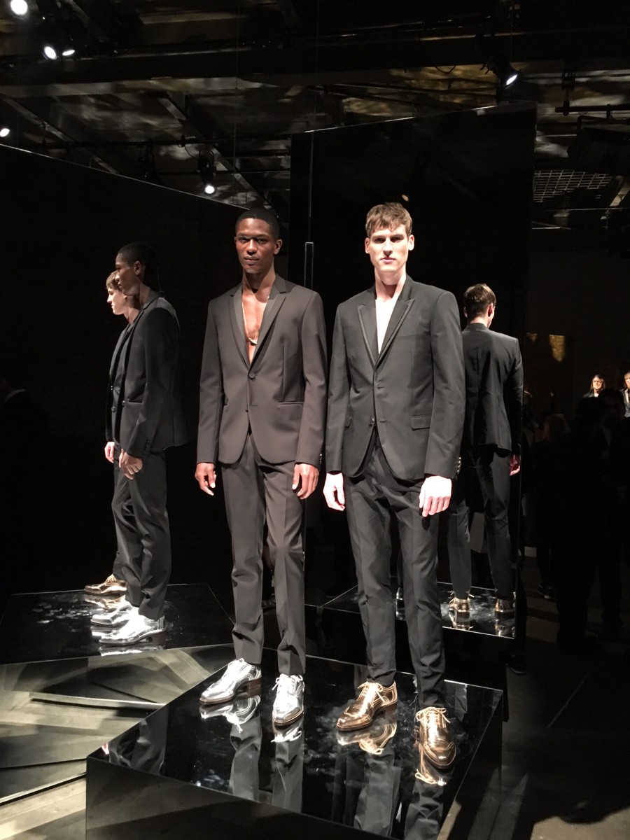 Calvin Klein Mens Evening Presentation FW16 - The Untitled Magazine