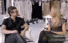 Christian-Siriano-Interview-FashionOne-TV-Indira-Cesarine-Host-preview