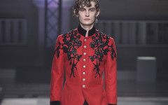 Alexander McQueen Men's Fall 2016