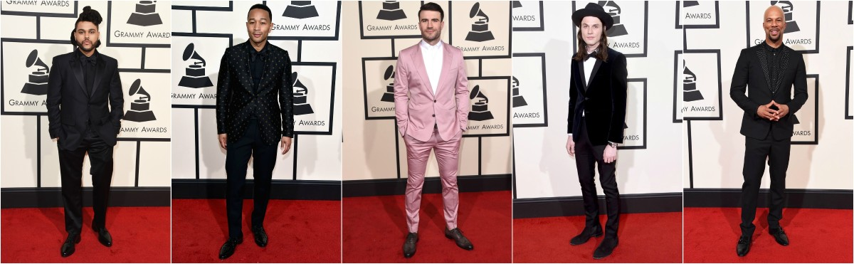 Men Grammys 2016