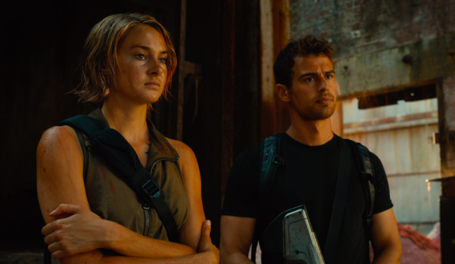 The Divergent Series - Allegiant Screenshot 1