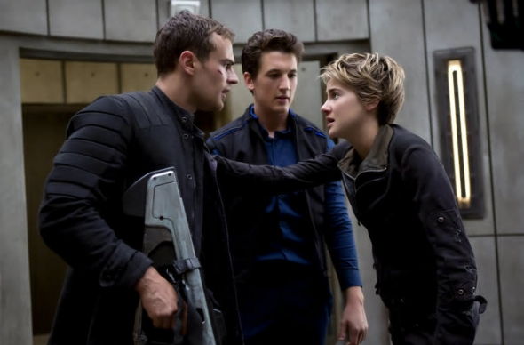 The Divergent Series - Allegiant Screenshot 2
