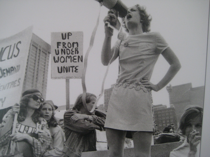 Manchester Women's Rights Activists 1960's