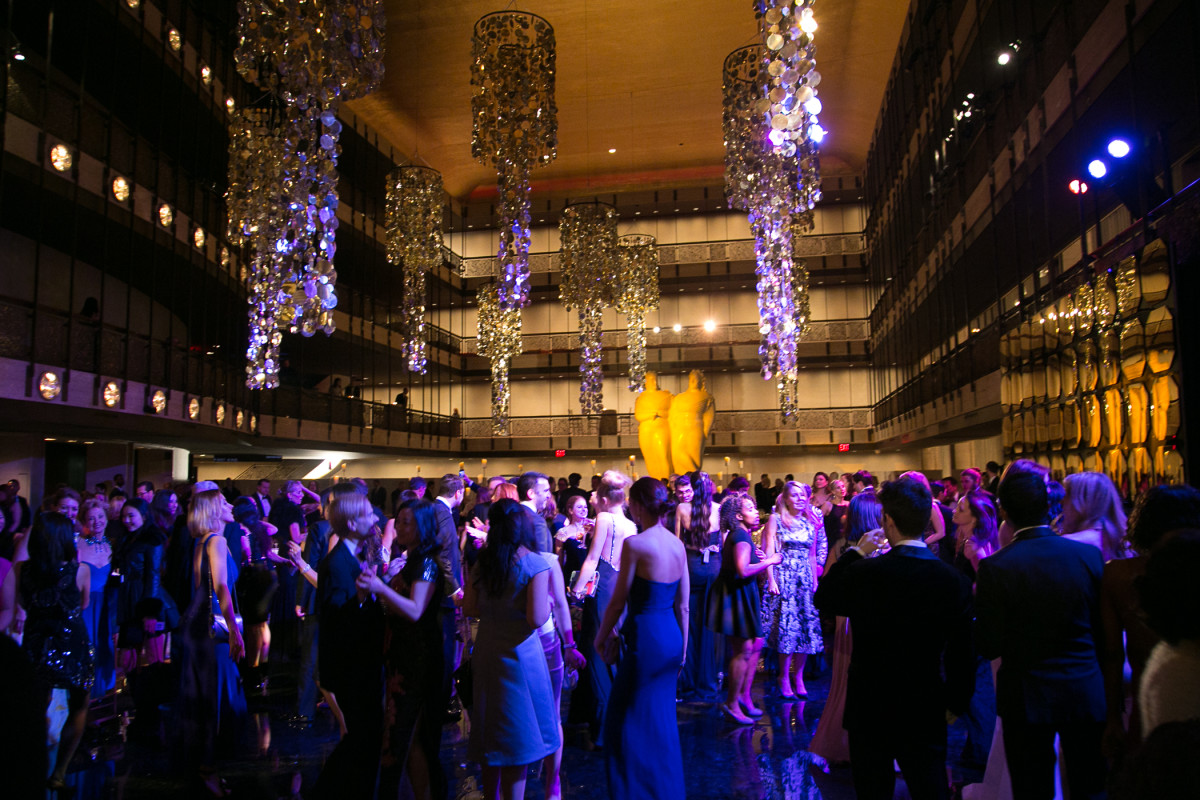 The David H. Koch Theater