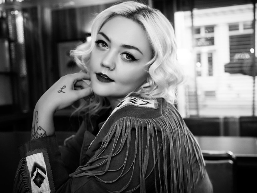 Elle King, pictured here in The Untitled Magazine #GirlPower Issue, will open for Sia at SXSW 2016
