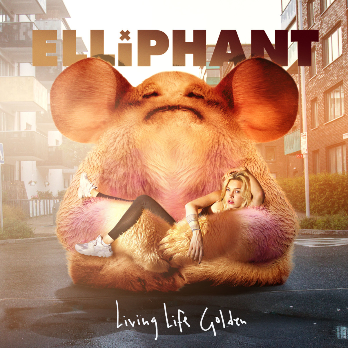 "Elliphant - ""Living Life Golden"""