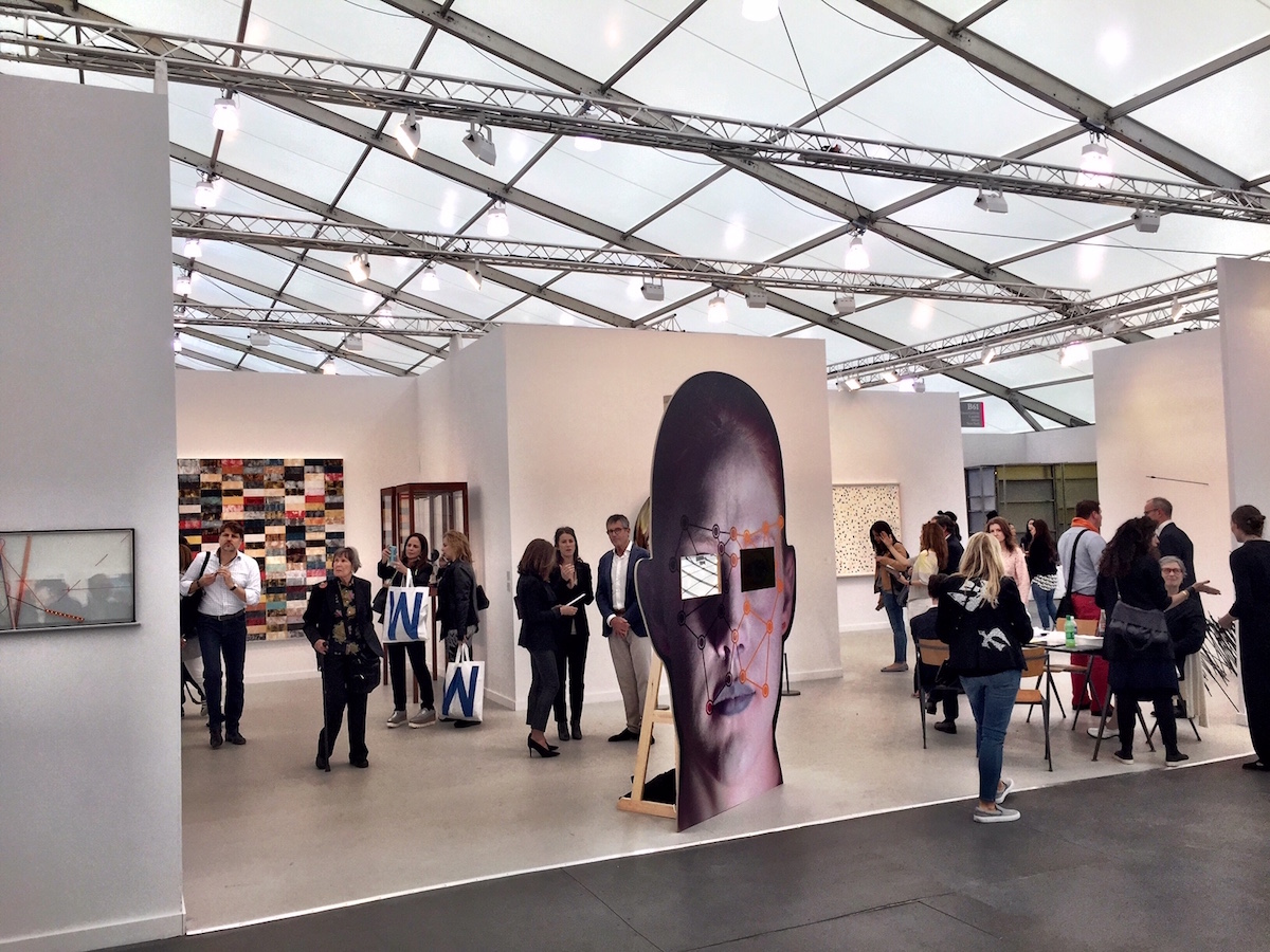 Image from Frieze New York 2015