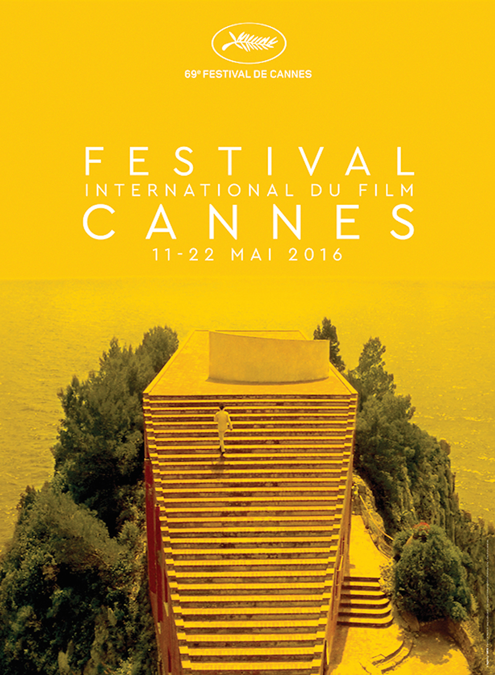 69th Annual Cannes Film Festival Poster
