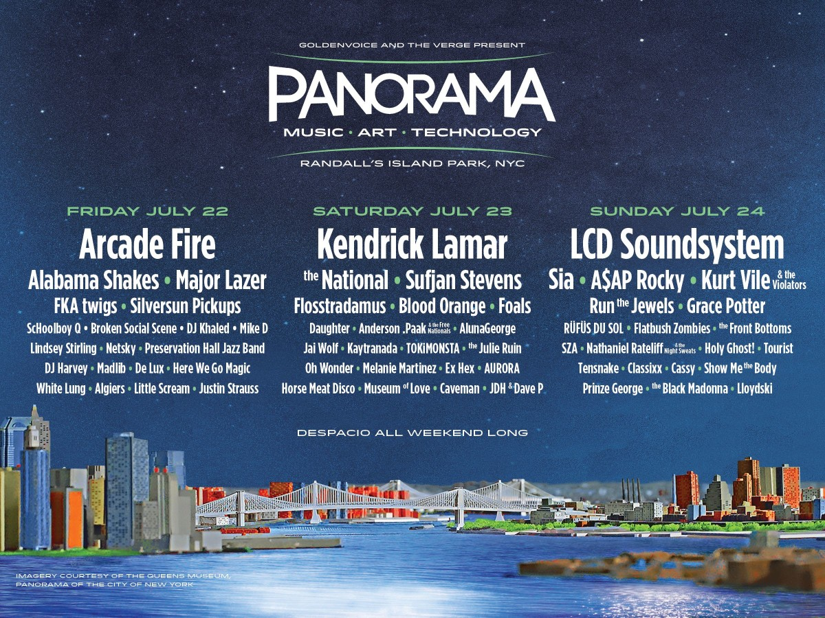 Panorama 2016 Festival Poster
