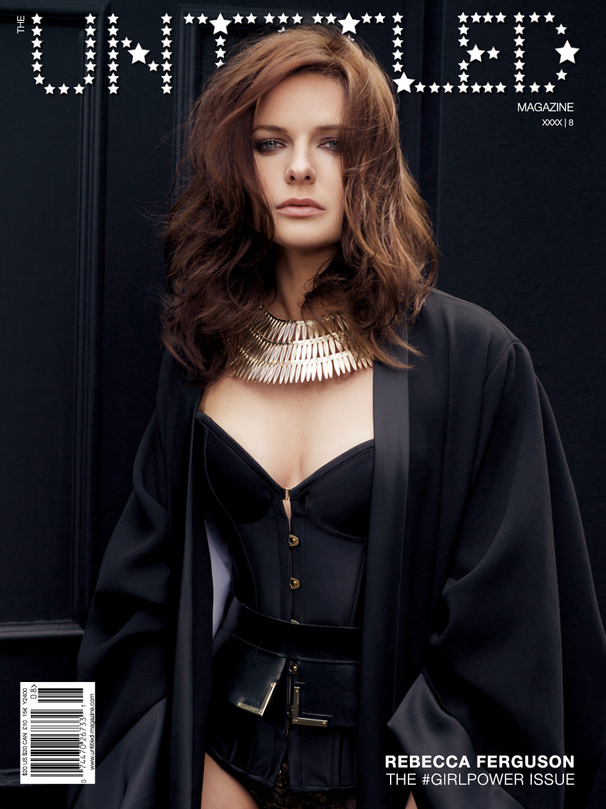 Rebecca Ferguson - Iris Bosch - The Untitled Magazine_cover