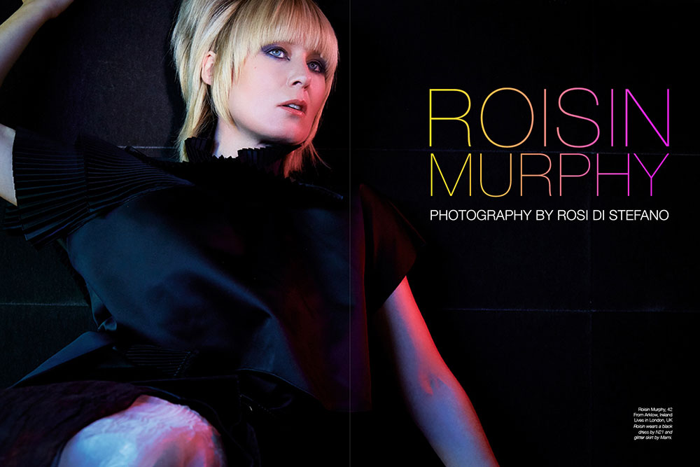 Roisin Murphy - Rosi Di Stefano - The Untitled Magazine_1