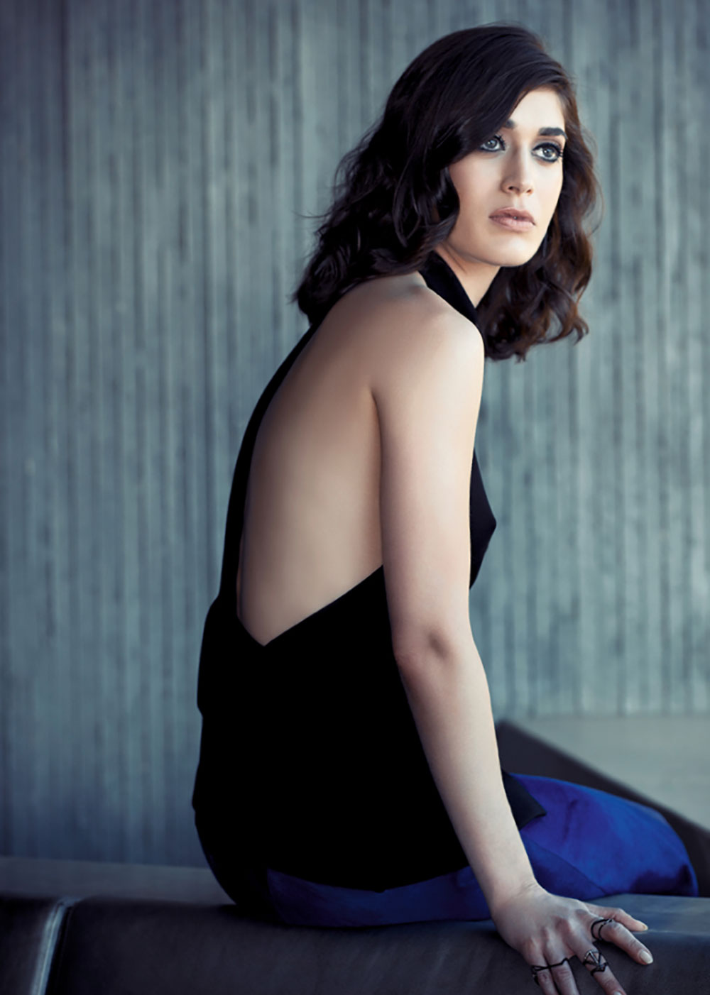 The Untitled Magazine GirlPower Issue - Lizzy Caplan - Photography by Indira Cesarine 5