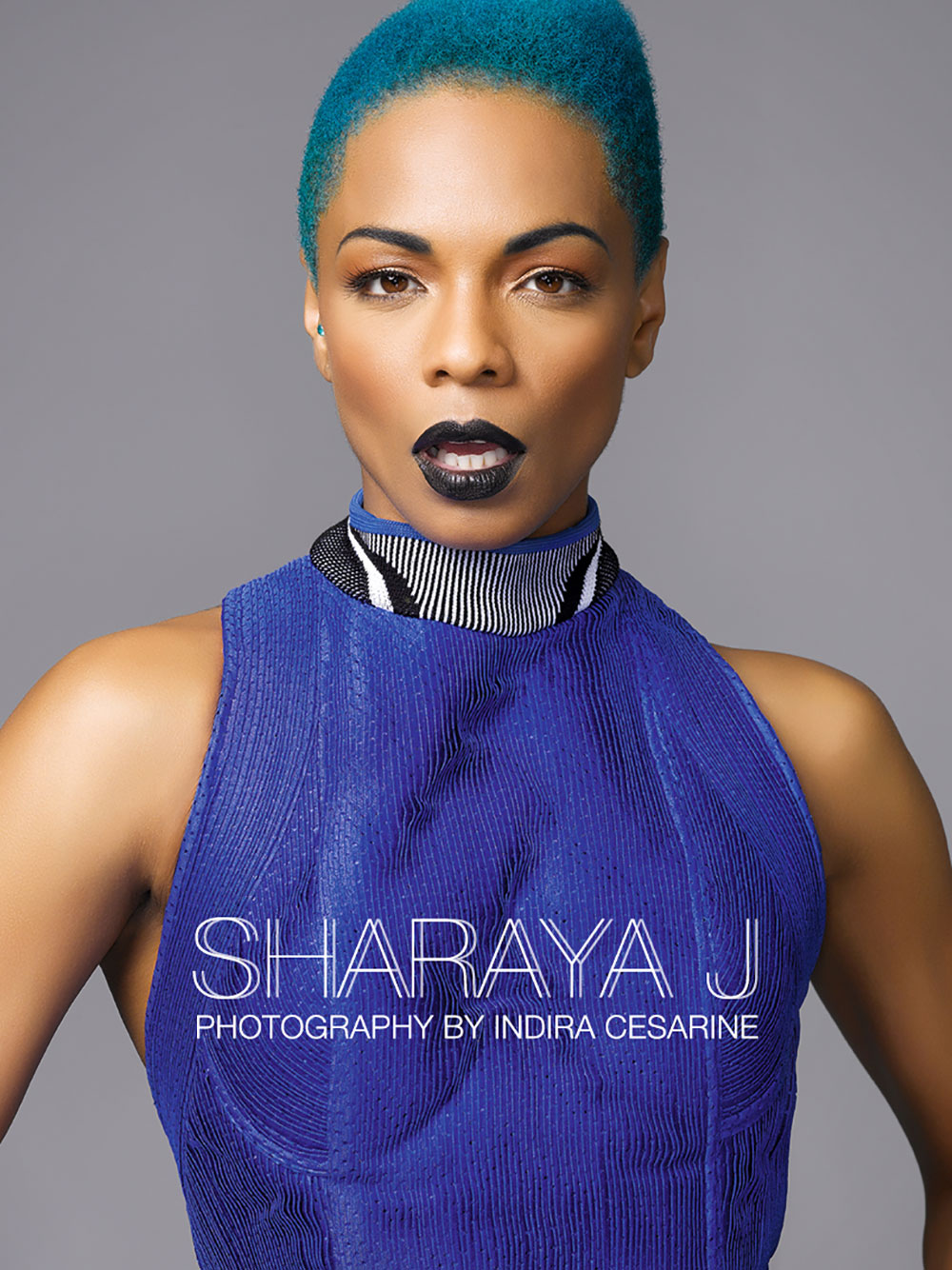 The Untitled Magazine GirlPower Issue - Sharaya J - Photography by Indira Cesarine 2