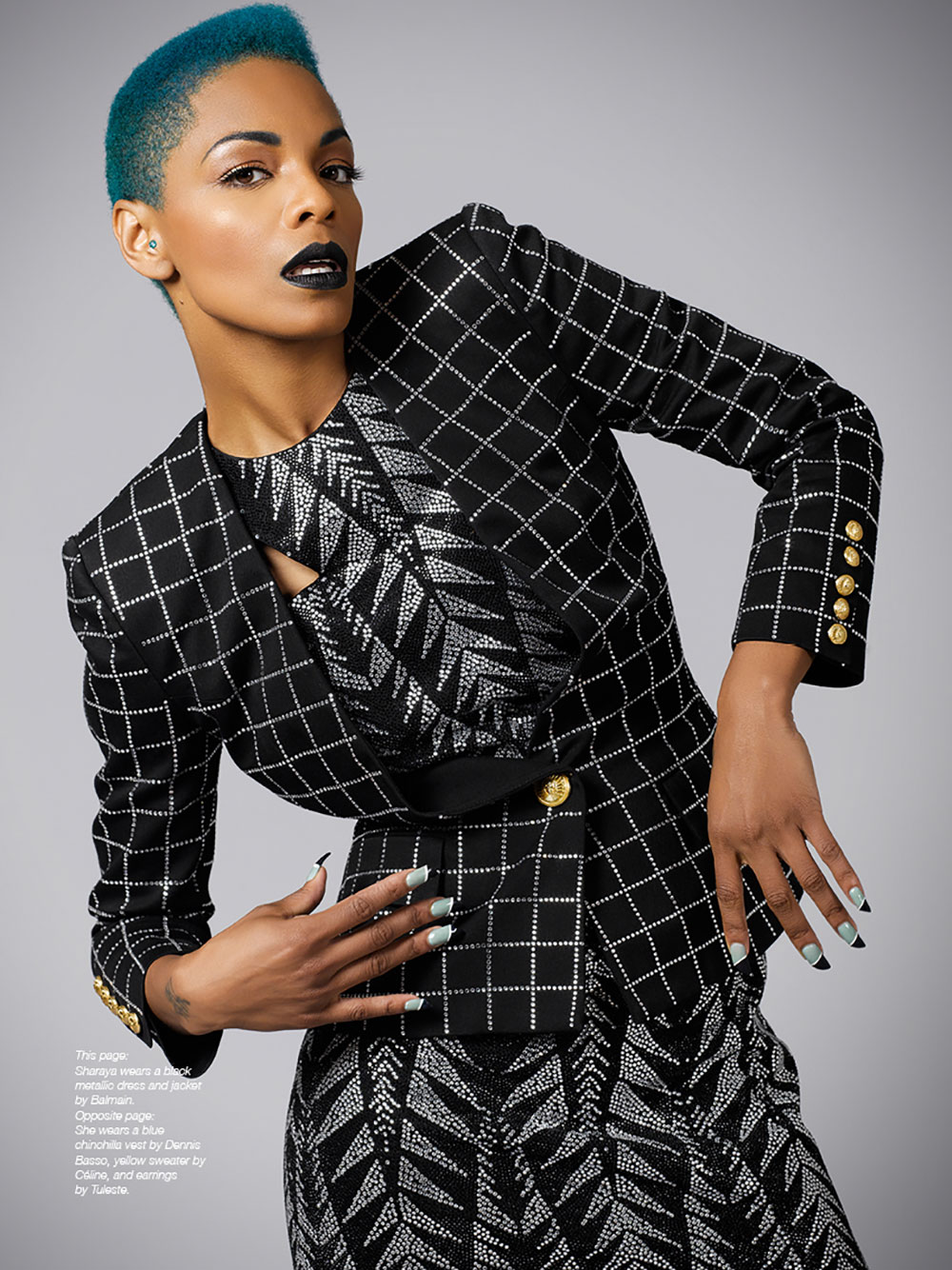 The Untitled Magazine GirlPower Issue - Sharaya J - Photography by Indira Cesarine 4