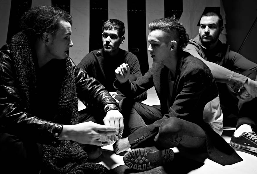 Photo from The 1975's Exclusive Interview with The Untitled Magazine.