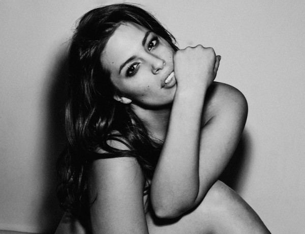 Ashley Graham BW