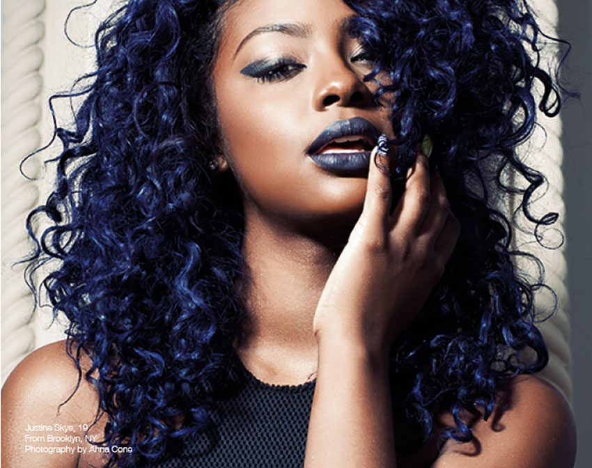 Justine Skye - Anna Cole - The Untitled Magazine_1