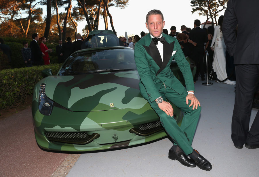 CAP D'ANTIBES, FRANCE - MAY 19: Lapo Elkann attends the amfAR's 23rd Cinema Against AIDS Gala at Hotel du Cap-Eden-Roc on May 19, 2016 in Cap d'Antibes, France. (Photo by Gisela Schober/Getty Images for amfAR ) *** Local Caption *** Lapo Elkann
