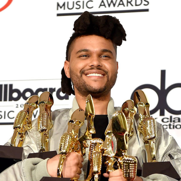 The Weeknd takes home eight awards from the Billboard Music Awards.