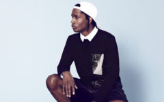A$AP Rocky's fashion rep is becoming just as big as his music career.