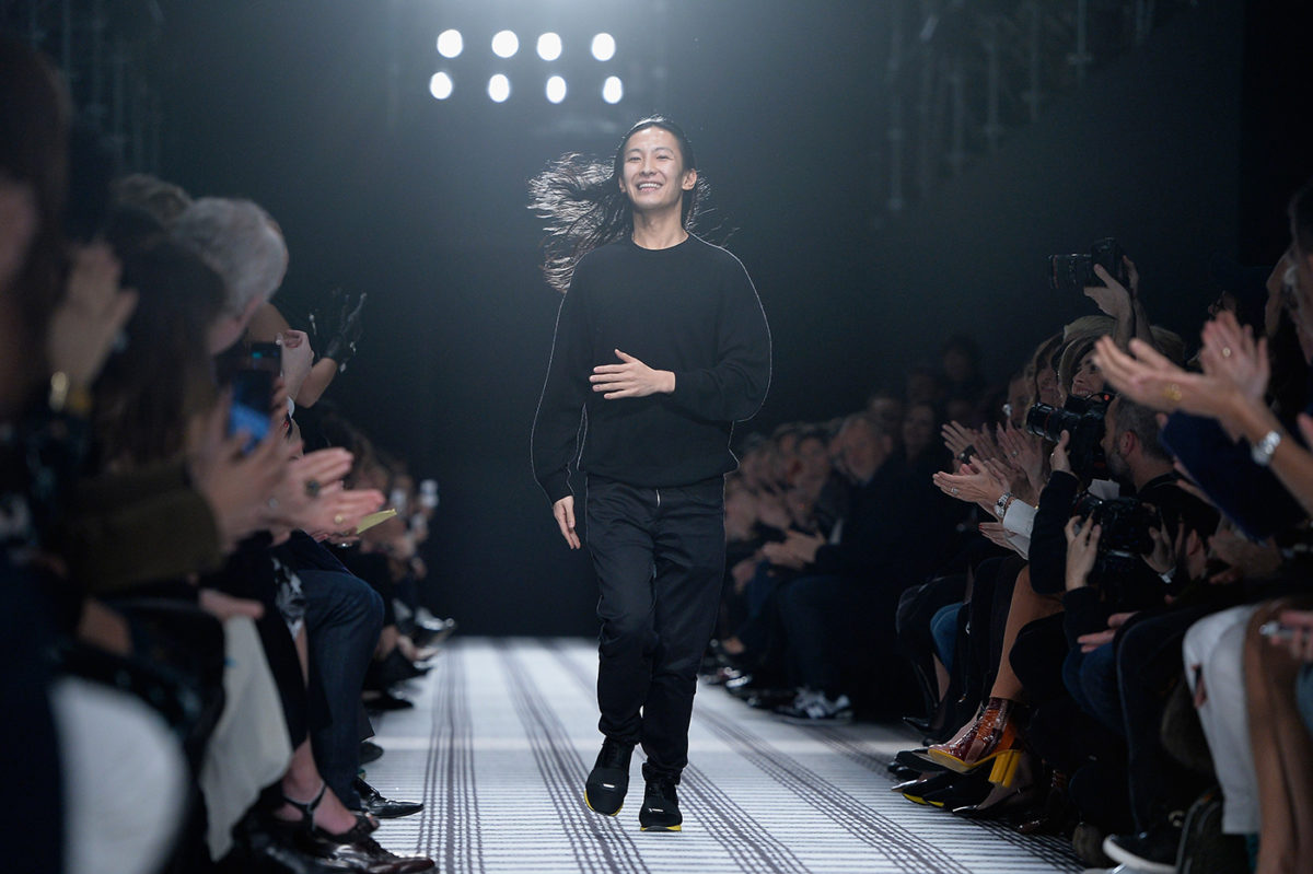 Alexander Wang listens to the music in each playlist regularly.