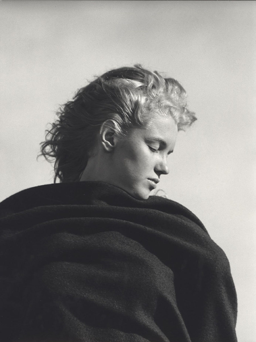 Andre de Dienes, Marilyn Monroe, North of Malibu, 1946