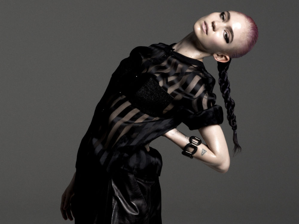 Grimes / Courtesy of NPR and Grimes