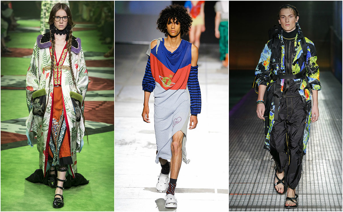 MilanMens SS17 Collage