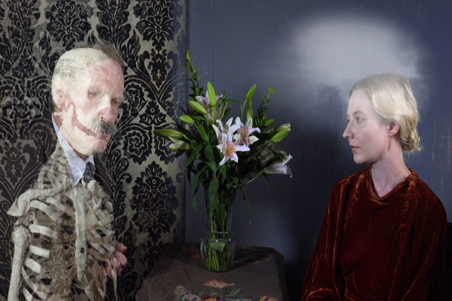Tony Oursler, Imponderable, 2015-16