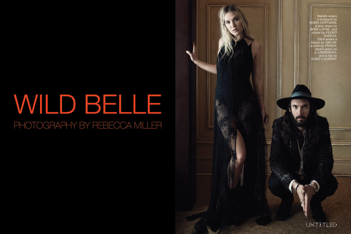 Wild Belle - The Untitled Magazine - Photography by Rebecca Miller