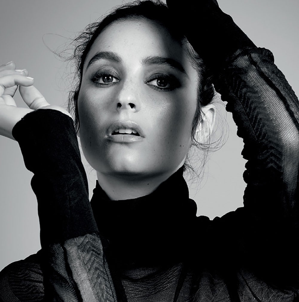 Banks photographed by Indira Cesarine for The Untitled Magazine #GirlPower Issue.