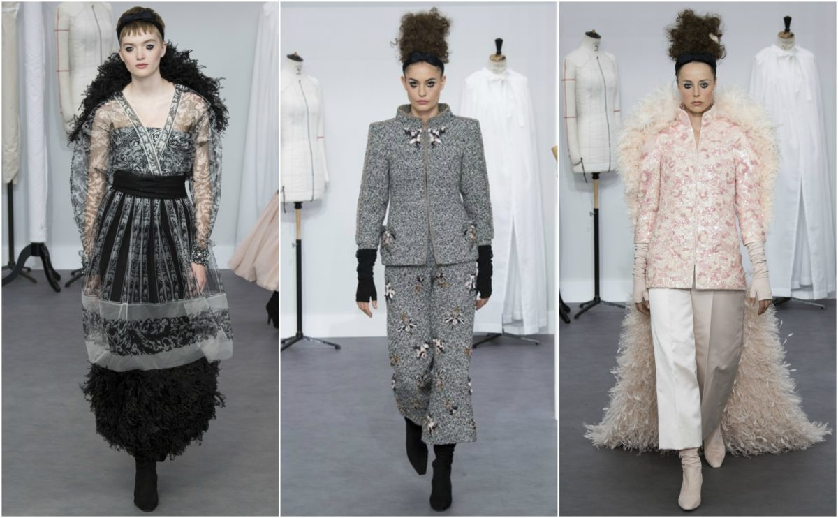 Chanel Haute Couture Fall/Winter 2016/17