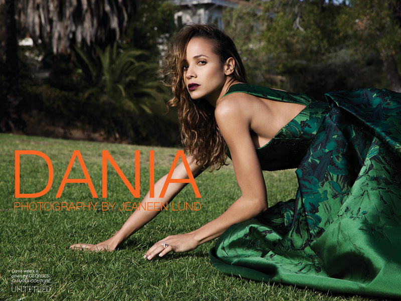 Dania - The Untiled Magazine - Photography by Jeaneen Lund