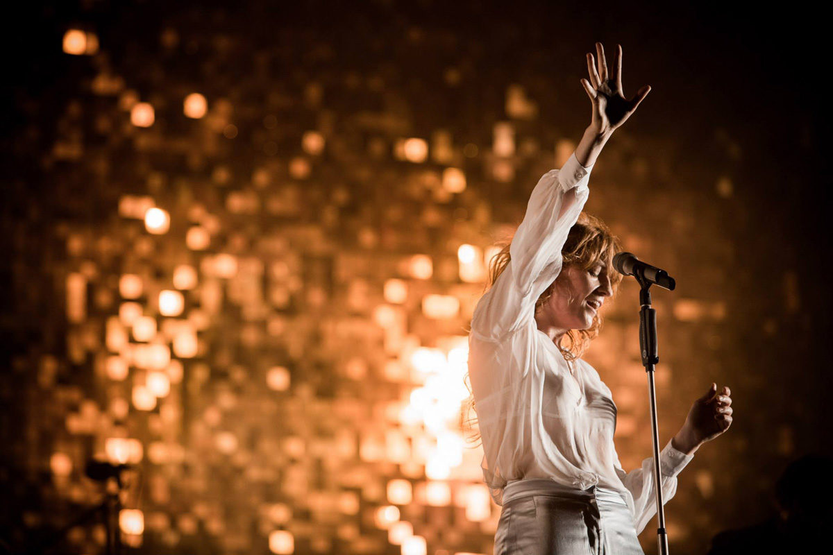 Florence + the Machine - Lollapalooza 2015