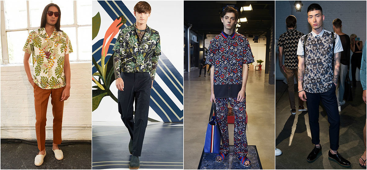 Menswear_Tropics Collage