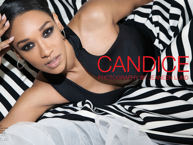 Candice - The Untiled Magazine - Photography by Jeaneen Lund