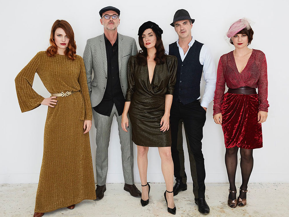 Nouvelle Vague. Image courtesy of Kwaidan Records/!K7.