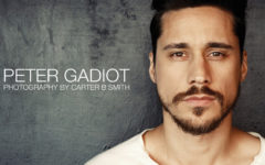 Peter Gadiot - The Untiled Magazine - Photography by Carter B Smith