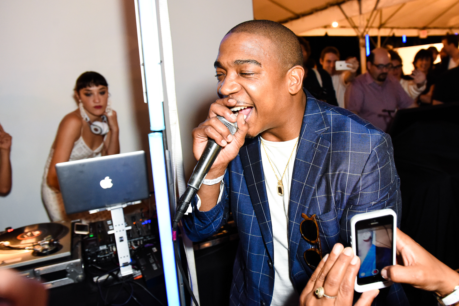 Watermill Center - Fada: House of Madness - Annual Benefit 2016 - Ja Rule - Photo by BFA