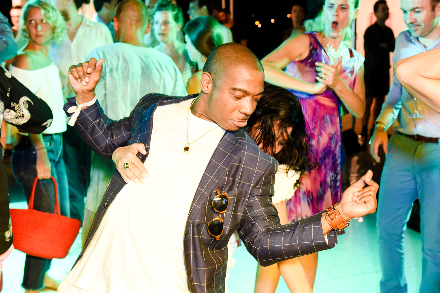 Watermill Center - Fada: House of Madness - Annual Benefit 2016 - Ja Rule, Lisa Anastos - Photo by BFA