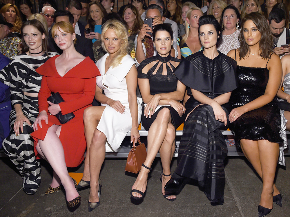 christianosiriano_s17_frontrow