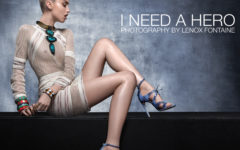 I Need A Hero - The Untiled Magazine - Photography by Lenox Fontaine