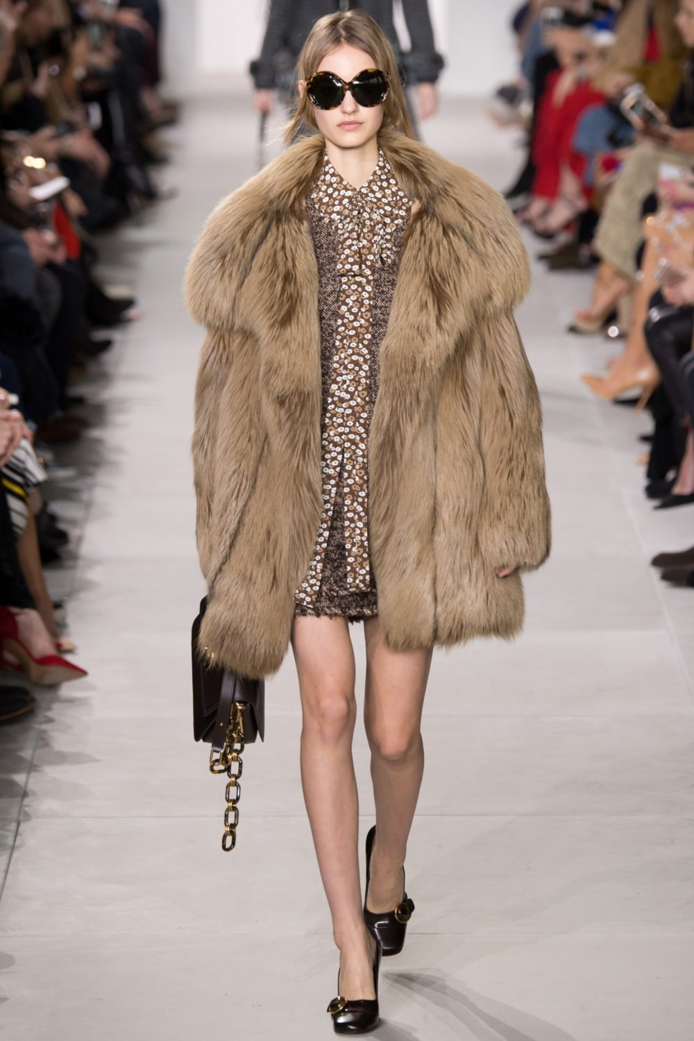 Michael Kors Fall 2016. Image courtesy of Vogue Runway.