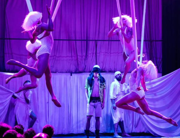 A scene from 'Ketamine: The Musical.' Image by Tod Seelie, courtesy of House of Yes.