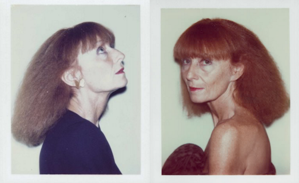 Sonia Rykiel by Andy Warhol Collage featured image