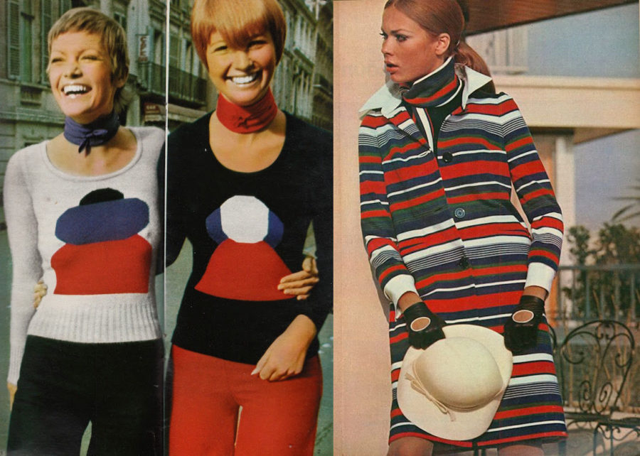 sonia rykiel collage