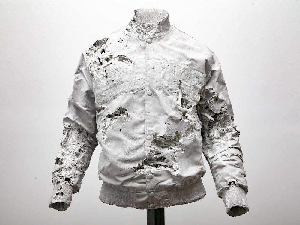 Opening of ALL TOO HUMAN : with Daniel Arsham