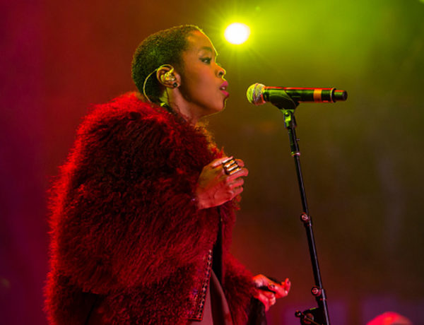 Lauryn Hill, image courtesy of Josh Brasted/Getty.